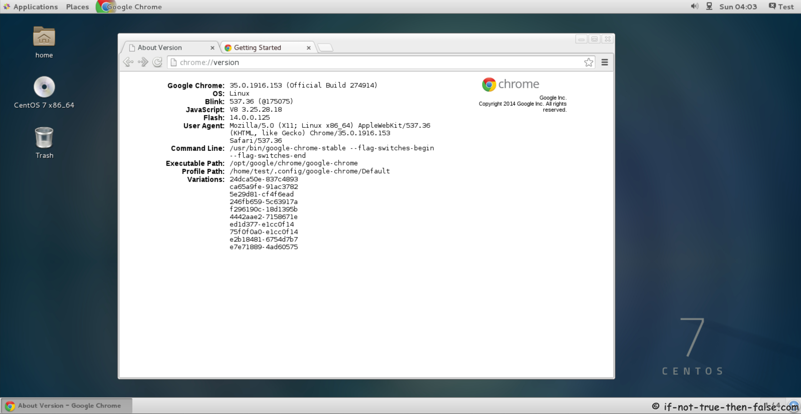 Install Google Chrome on Fedora 30/29, CentOS/RHEL 7 6 – If