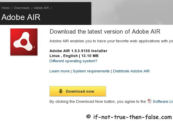 how to not download to adobe