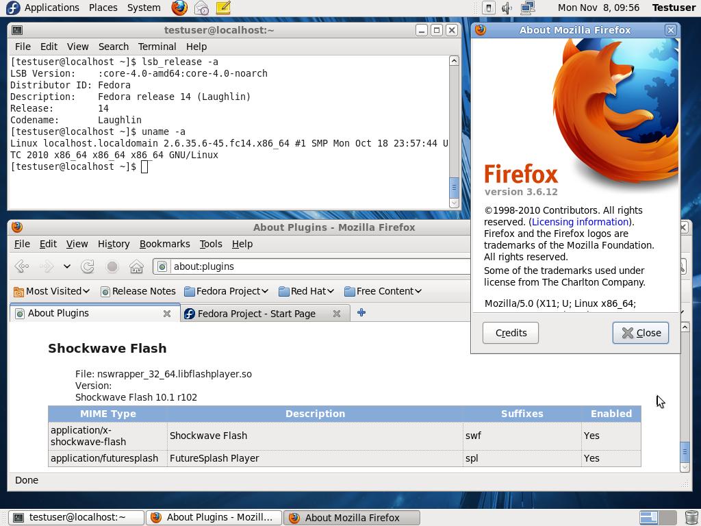 Adobe Flash Player 11.2 on Fedora 16/15, CentOS/RHEL 6.2/5 ...