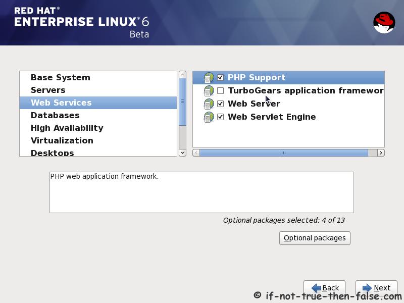 Red Hat 6 Installation Guide – RHEL 6 Install Screenshots – If Not
