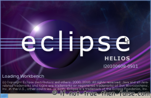 Eclipse SDK 3.6 Loading on CentOS
