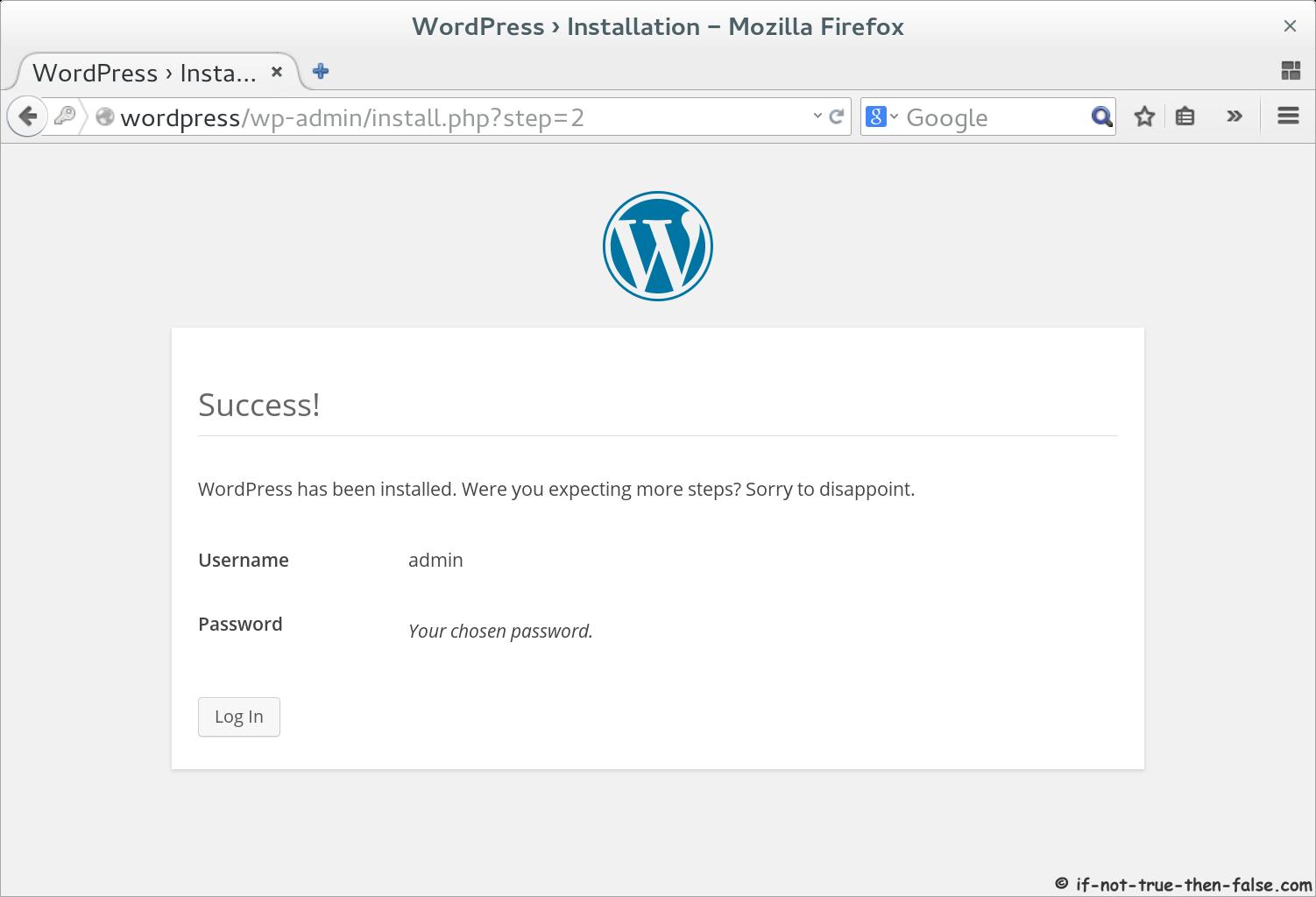 Install WordPress 4.1.1 on Fedora 21/20, CentOS/RHEL 7/6.6/5