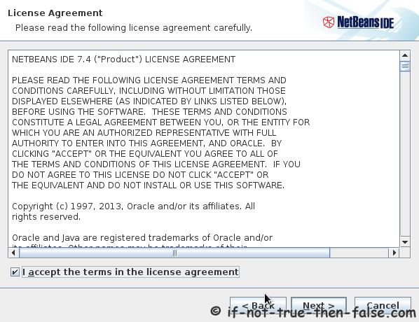 NetBeans 7 4 on Fedora 20/19, CentOS/RHEL 6 5/5 10 – If Not True
