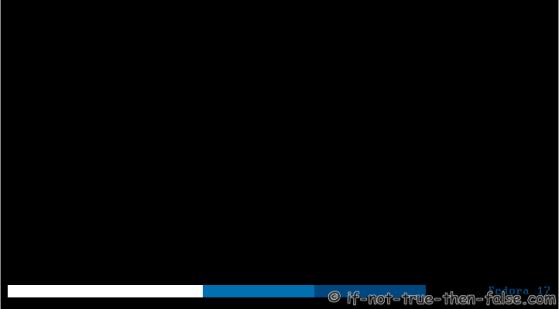 Fedora 17 Booting