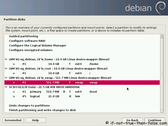 Debian Final Setup and Finish