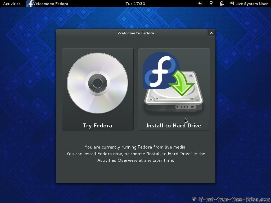 """Fedora 19 """"Schrödinger's Cat"""" Install Guide – If Not True"""