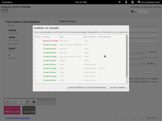 Fedora-19 Accept Changes