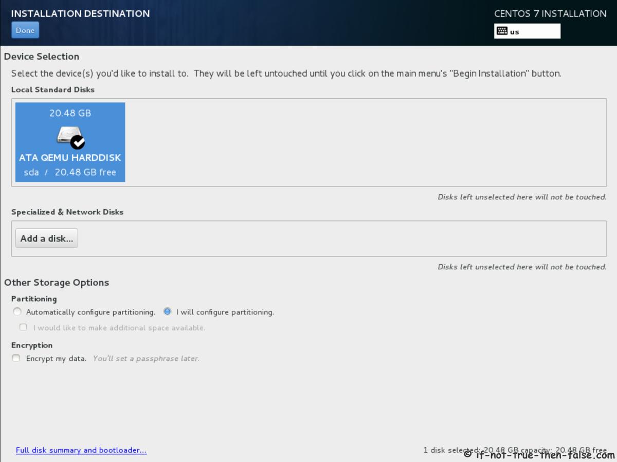 CentOS 7 5 Netinstall Guide – Network Installation