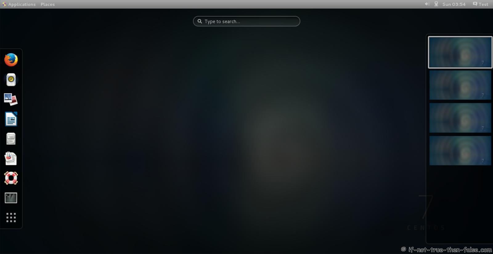 CentOS 7.5 Netinstall Guide – Network Installation Screenshots Part 4