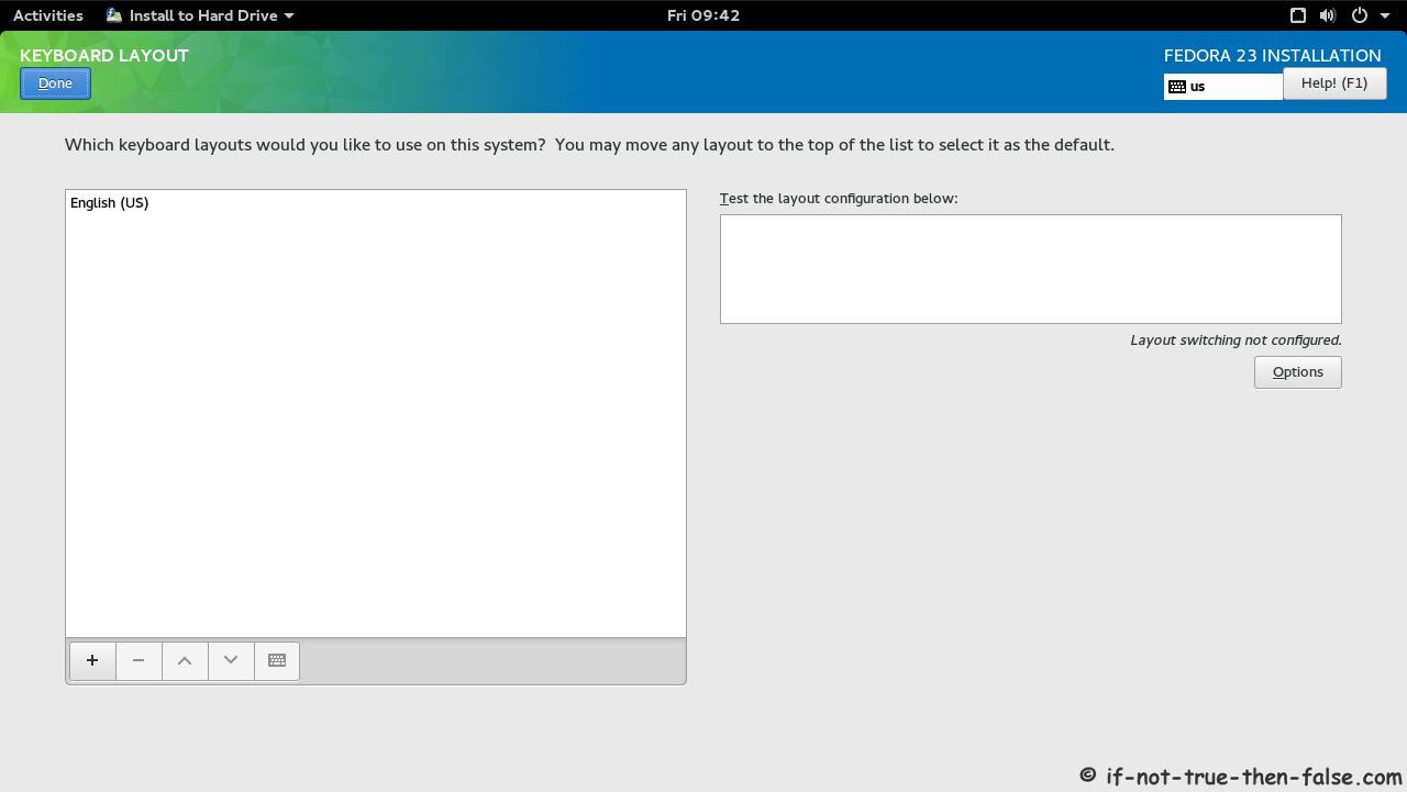 install virtualbox fedora 23
