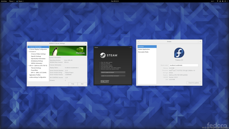 Fedora 30/29/28 nVidia Drivers Install Guide - Comment Page: 11 - If
