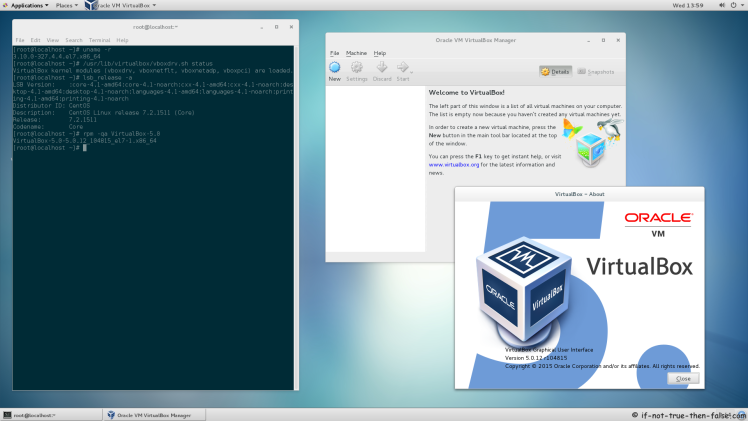 VirtualBox 6 0 on Fedora 30/29, CentOS/RHEL 7 6/6 10 - Comment Page