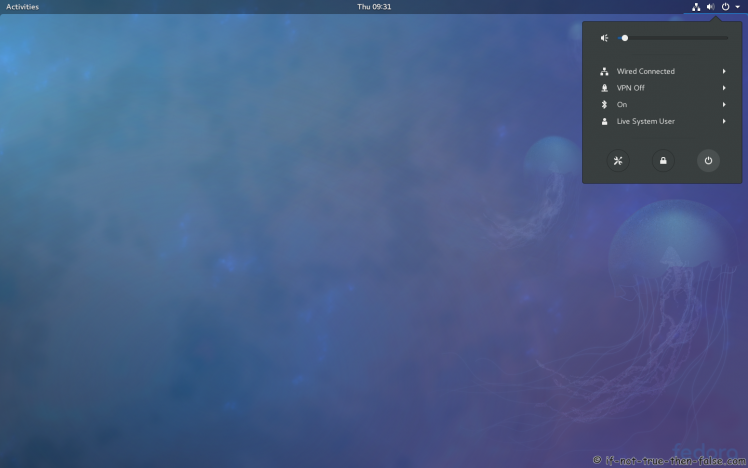 Fedora 27 Restart 1